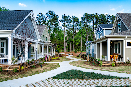 planned community in north carolina